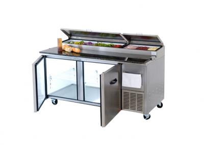 Venta refrigeradores congeladores guadalajara mesa fria 2 puerta 400x284 - MESAS FRIAS